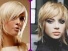Nouvelle tendance : les cheveux blonds