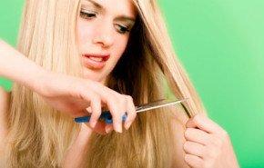 Les cheveux longs