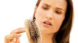 Chute cheveux