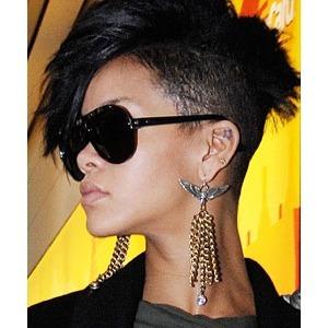 Coupe De Cheveux Rihanna Amy Garris Blog
